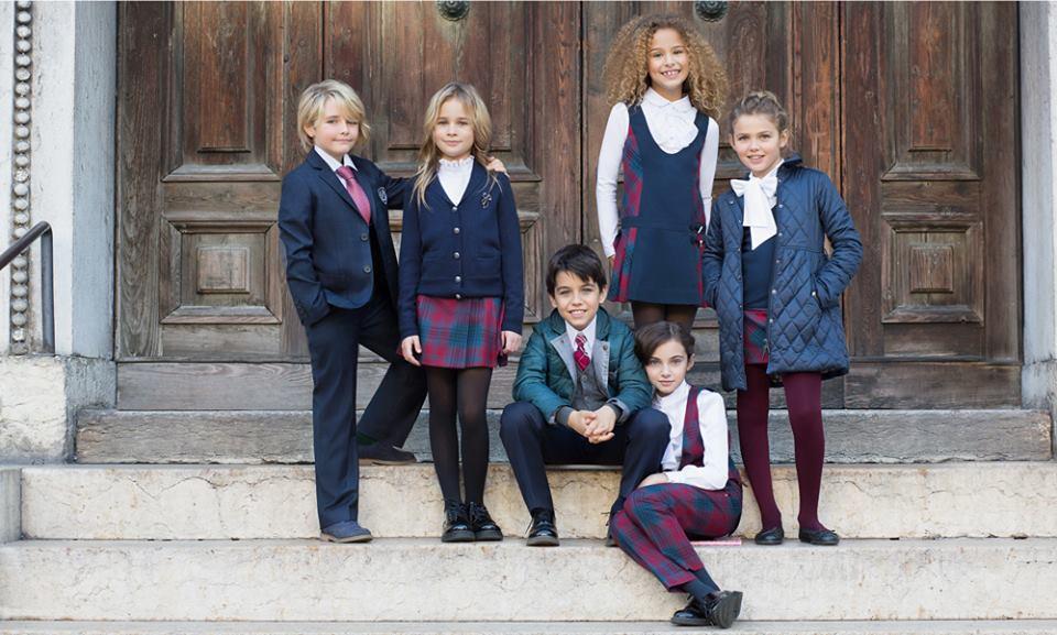Школьная форма Silver Spoon уже в «Модном домике»!   03 августа 2015 ... ea3dd31e368