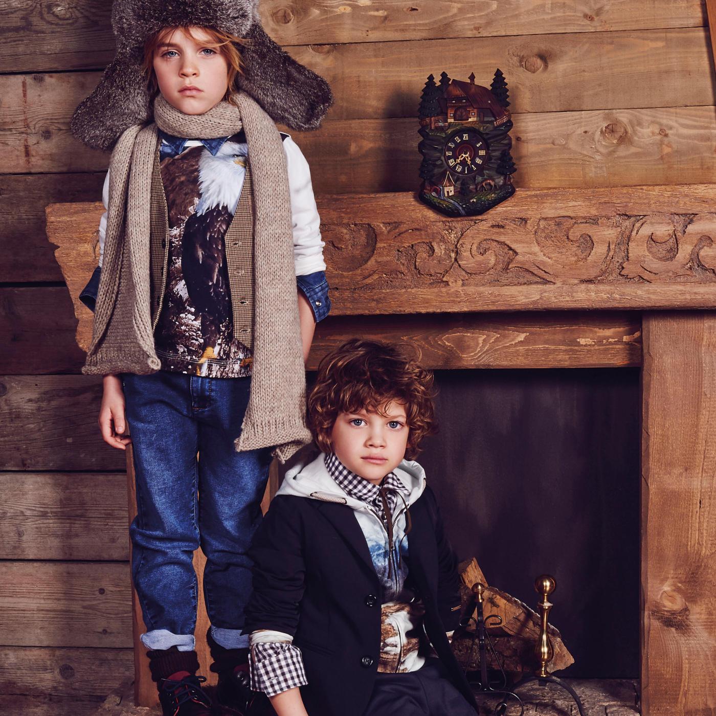 Одежда для мальчиков Hitch-Hiker