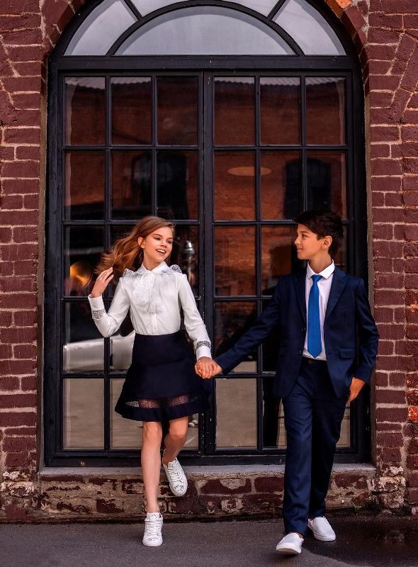 одежда в школу для девочки юбка и блузка