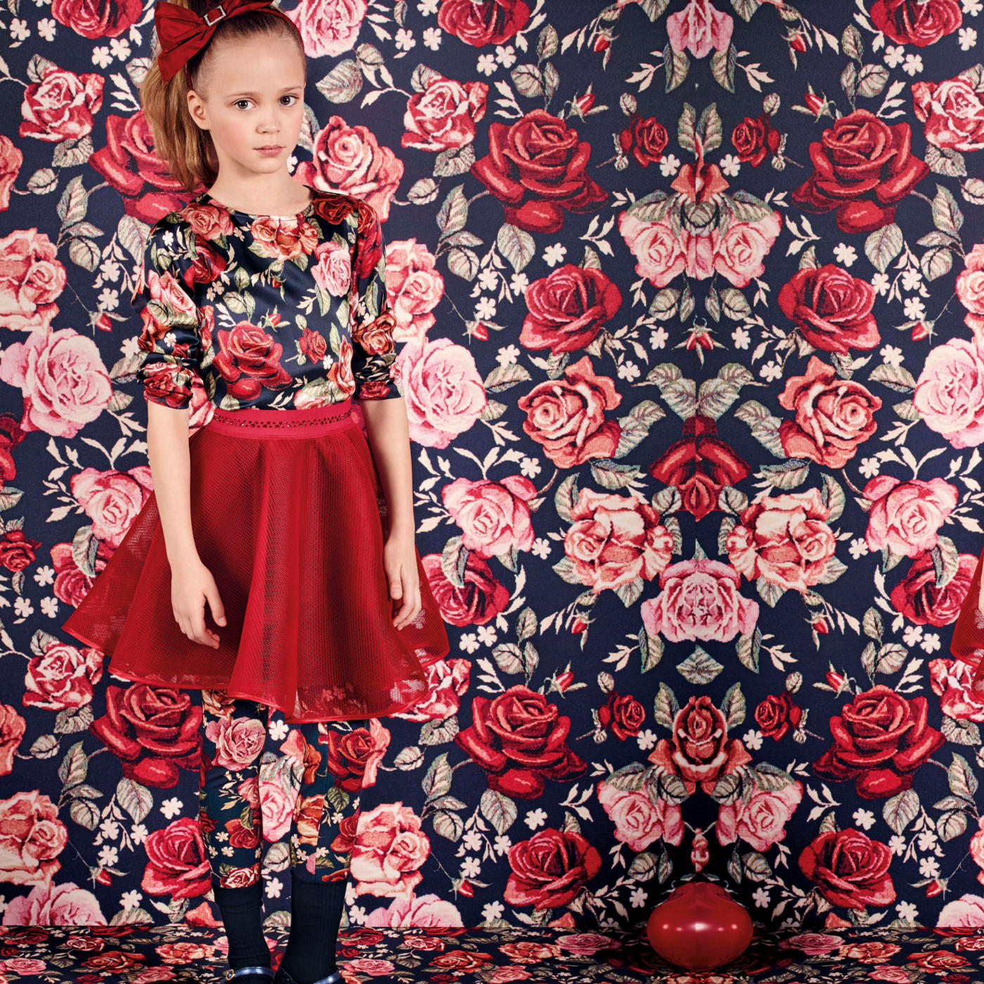 Одежда для девочек Monnalisa. Осень-Зима 2016-2017