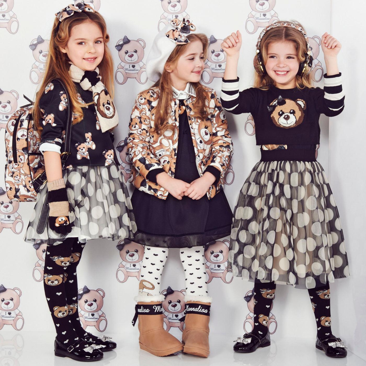 Monnalisa - одежда для девочек