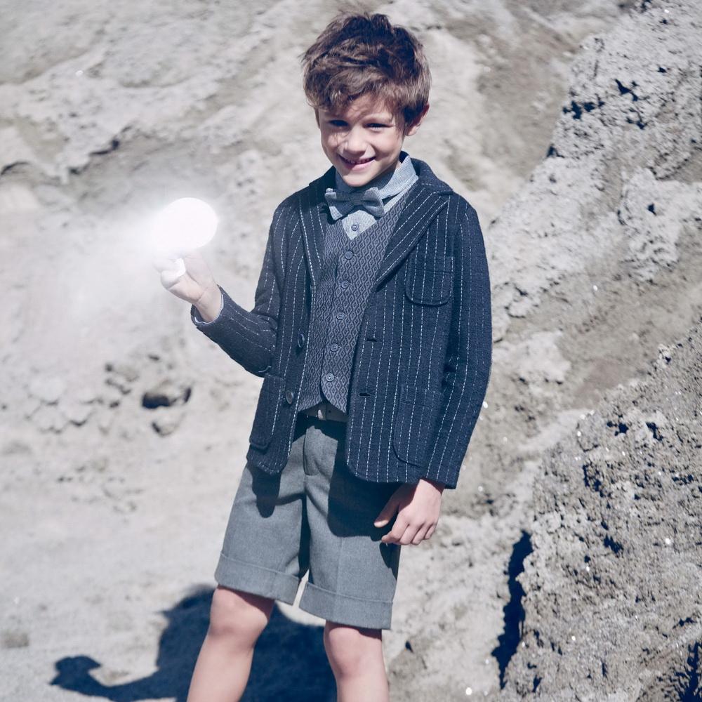Стильная одежда для мальчиков Il Gufo