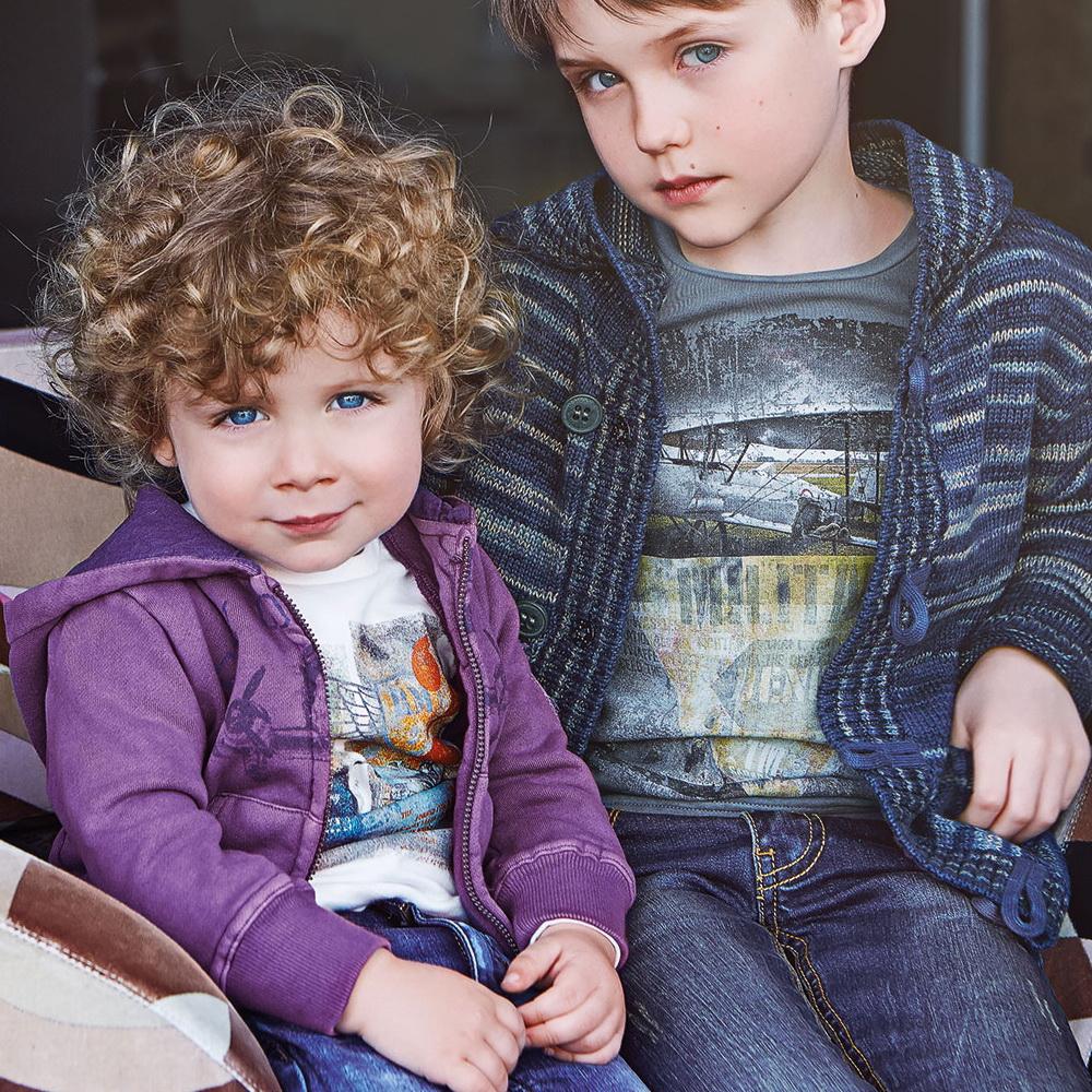 Sarabanda - стильная одежда для мальчиков