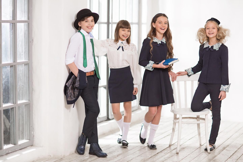 c1ff8b10dbd4 Школьная форма – мода 2016 - Интернет-магазин детской одежды и обуви Модный  домик
